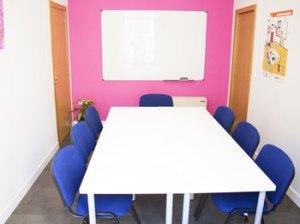 Reserva tu aula en Madrid